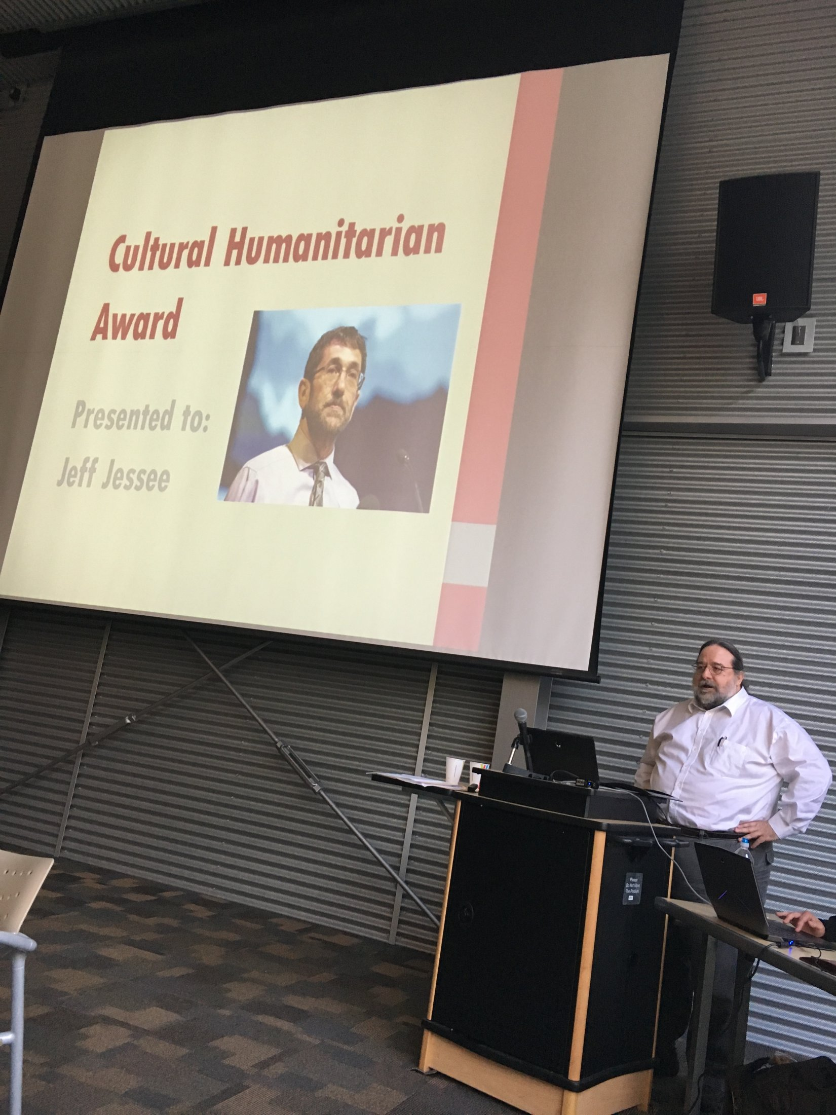 Cultural Humanitarian Award
