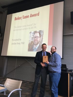 Baker/Lane Award