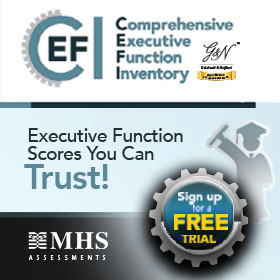 Comprehensive Executive Function Inventory | MHS Assessments