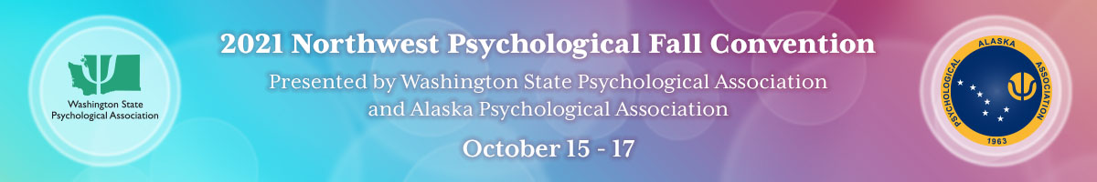 2021 Northwest Psychological Fall Convention